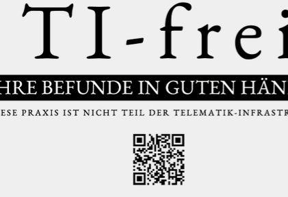 """Initiative """"TI-frei"""" – und: SZ-""""Außenansicht""""-Nachgang"""
